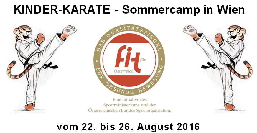 Kinder Sommercamp 2016